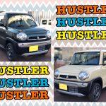 ◆試乗車 ハスラーのご紹介◆