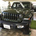 Jeep Wrangler Unlimited Sahara 2.0 Sky One Touch Power Top販売中!!4号線沿い盛岡市津志田町/盛岡スズキ自販/岩手クライスラー/ファイブスター盛岡
